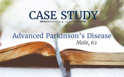 Case Study: Male with Advanced Parkinson's Disease